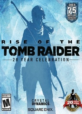 Rise of the Tomb Raider 20th Anniversary Key
