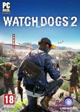 Watch Dogs 2 Key