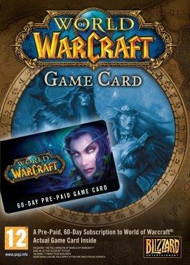 WoW Gametimecard 60 Tage kaufen