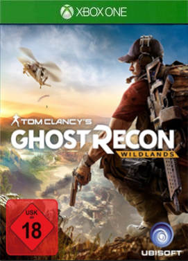 Ghost Recon Wildlands XBOX