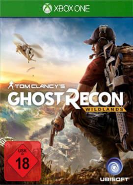 Ghost Recon Wildlands XBOX Key