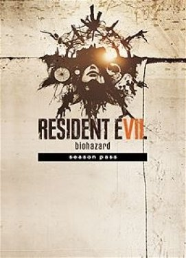 Resident Evil 7 Season Pass Key