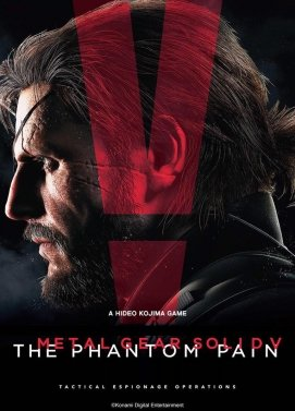 Metal Gear Solid 5: The Phantom Pain Key