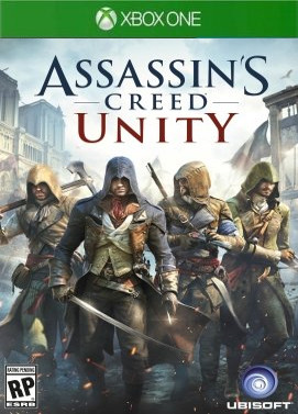 Assassins Creed Unity XBOX
