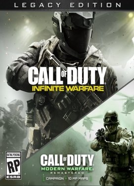 Call of Duty Infinite Warfare Legacy Edition Key