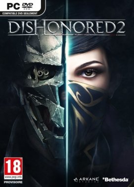 Dishonored 2 Key