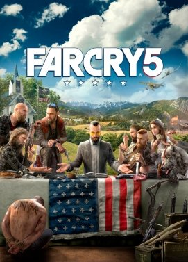 Far Cry 5 Key