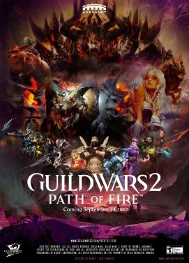 Guild Wars 2 Path of Fire Key