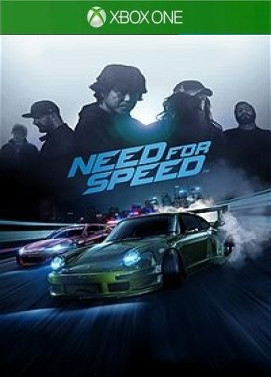 Need for Speed XBOX Key