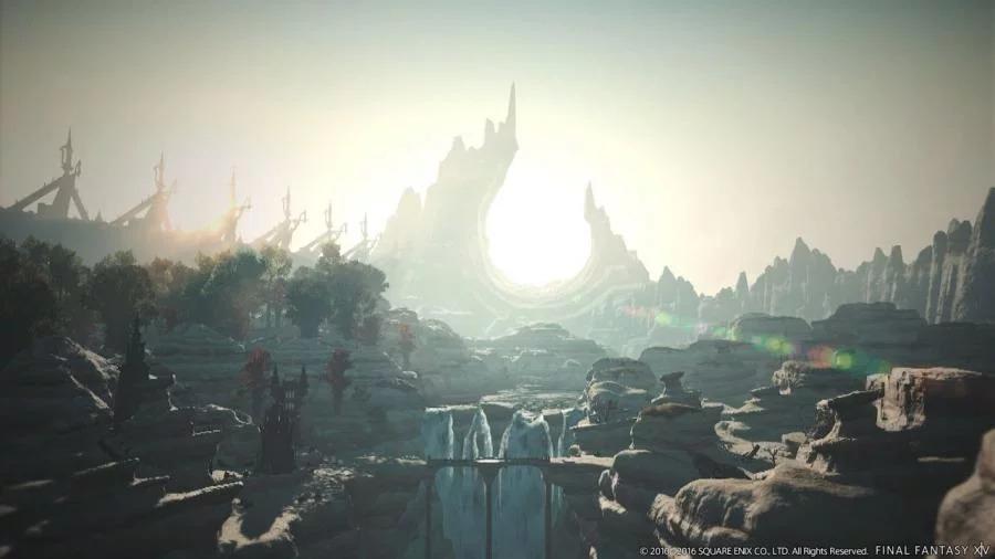 Final Fantasy XIV: Stormblood Key