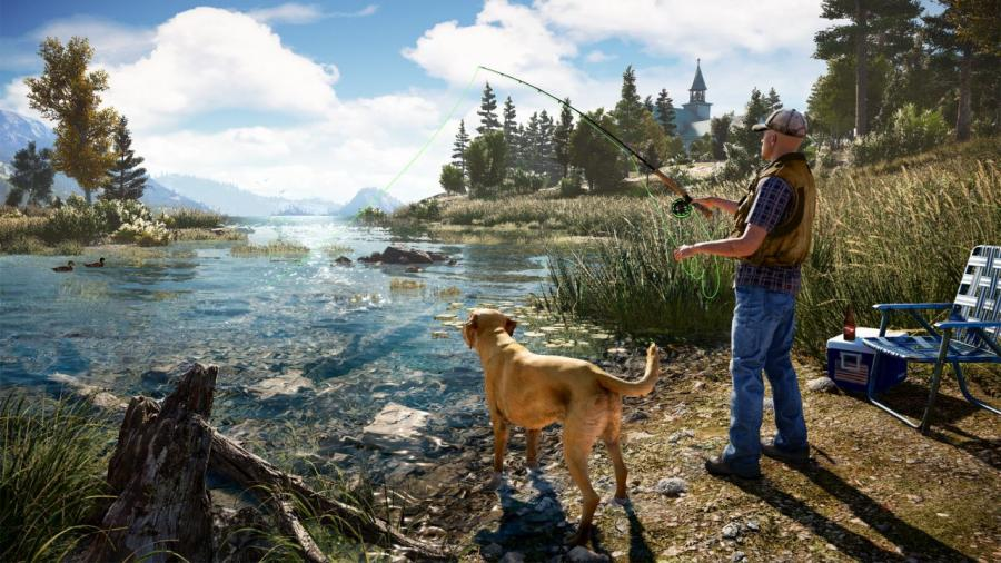 Far Cry 5 Deluxe Edition Key