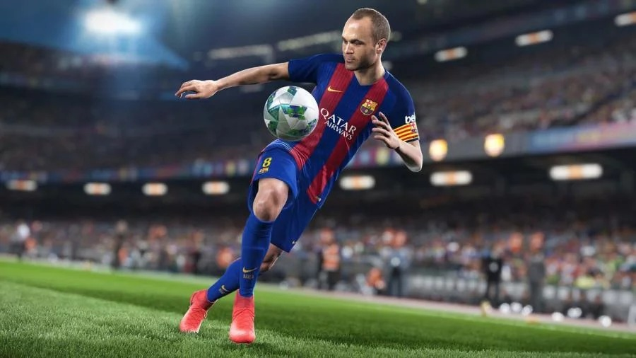 Pro Evolution Soccer 2018 Key