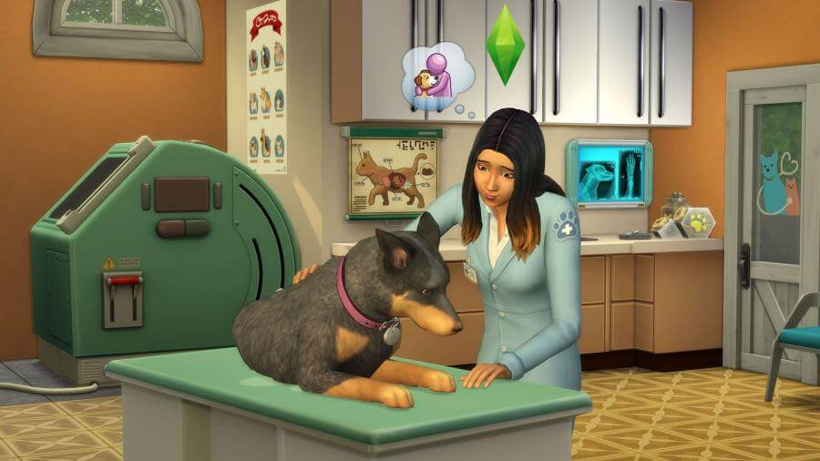 Sims 4 Hunde und Katzen Key