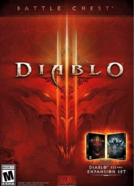 Diablo 3 Battlechest Key