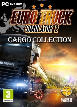 Euro Truck Simulator 2 Cargo Collection Key