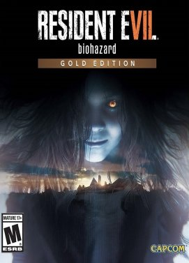 Resident Evil 7 Gold Edition Key