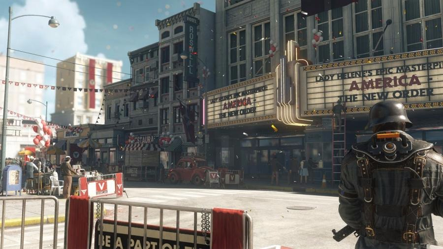 Wolfenstein 2: The New Colossus Key