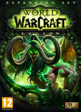 World of Warcraft Legion Key