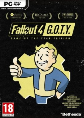 Fallout 4 GOTY Edition Key