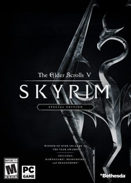 The Elder Scrolls V Skyrim Special Edition Key