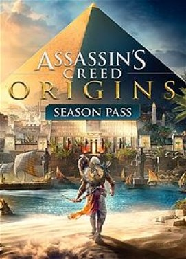 Assassin's Creed Origins Season Pass Key