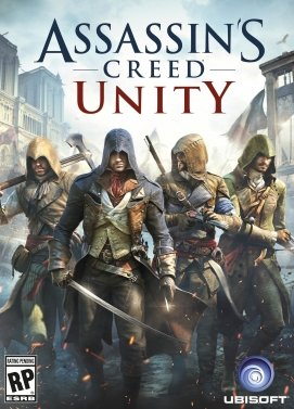 Assassins Creed Unity Key