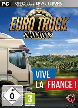 Euro Truck Simulator 2 Vive la France Key