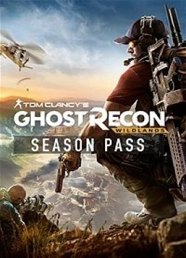 Ghost Recon Wildlands Season Pass Key