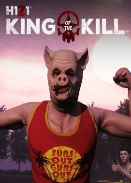 H1Z1 King of the Kill Key
