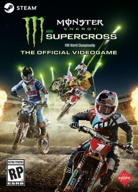 Monster Energy Supercross Key