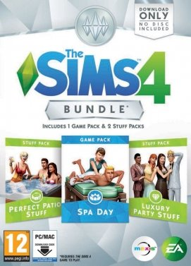 Sims 4 Bundle Pack 1 Key