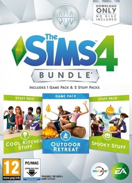Sims 4 Bundle Pack 2 Key