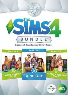 Sims 4 Bundle Pack 3