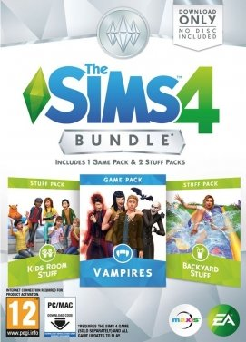Sims 4 Bundle Pack 4 Key