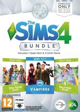 Sims 4 Bundle Pack 4
