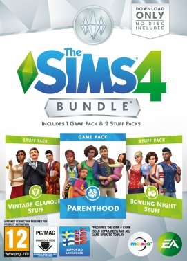 Sims 4 Bundle Pack 5 Key