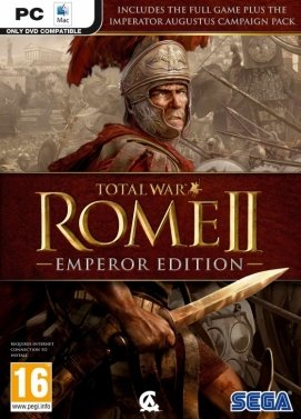 Total War Rome 2 Emperor Edition Key