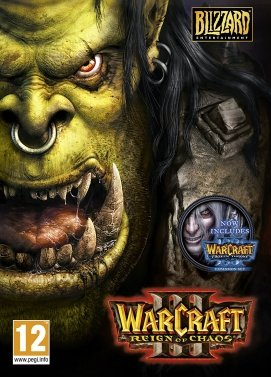 Warcraft 3 Gold Edition Key