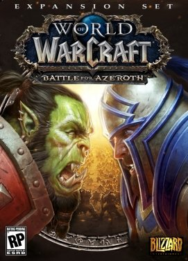 World of Warcraft Battle for Azeroth Key