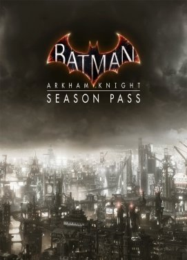Batman: Arkham Knight Season Pass Key