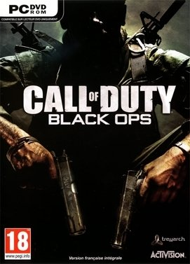 Call of Duty Black Ops Key