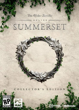 The Elder Scrolls Online Summerset Collector´s Edition Upgrade Key