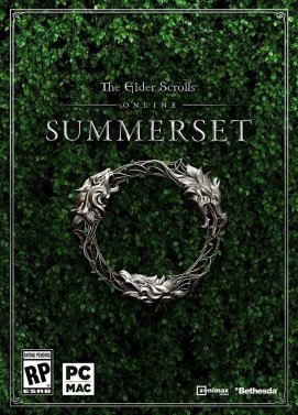 The Elder Scrolls Online Summerset – Upgrade Edition