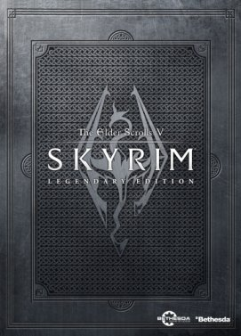 The Elder Scrolls V Skyrim Legendary Edition Key