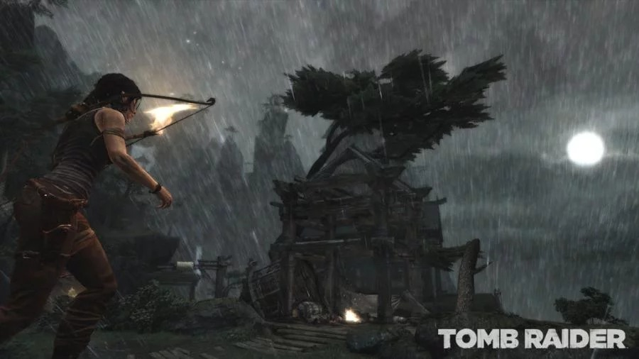 Tomb Raider Key