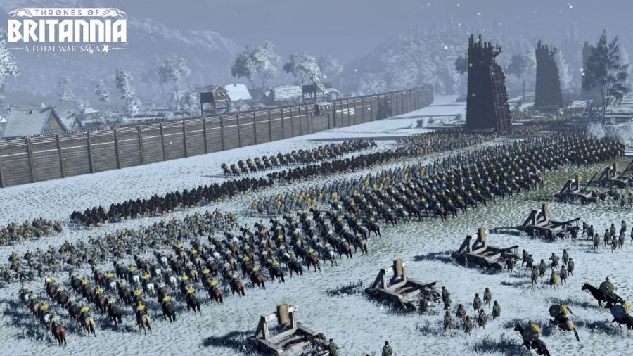 Total War Saga: Thrones of Britannia Key