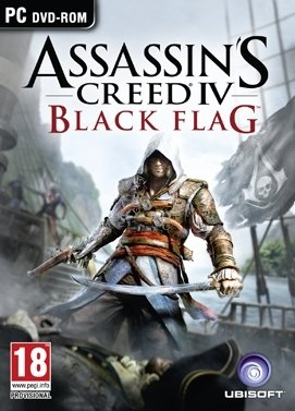 Assassins Creed IV Black Flag Key