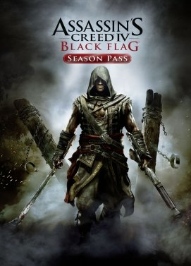 Assassins Creed IV Black Flag Season Pass Key