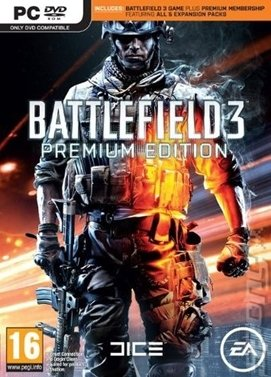Battlefield 3 Premium Edition Key