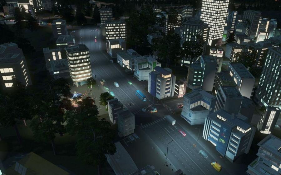 Cities Skylines: After Dark Key